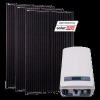 Grid-Kit Comfort SolarEdge/Ja-Solar 15 Modules